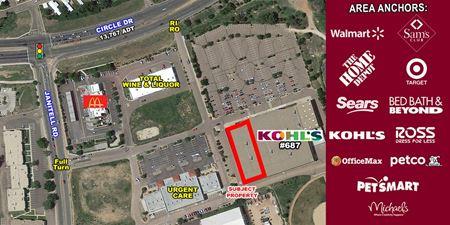 Box Space Adjacent to Kohl's - Colorado Springs