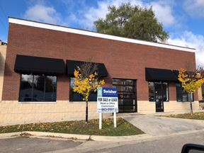 New Office/Retail for Lease or Sale in Downtown Pinckney