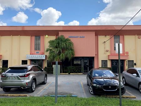 The Aeromart Building - Miami