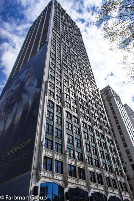 Cadillac Tower - Detroit