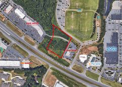 Commercial Development Site | 2.31 Acres - Acworth