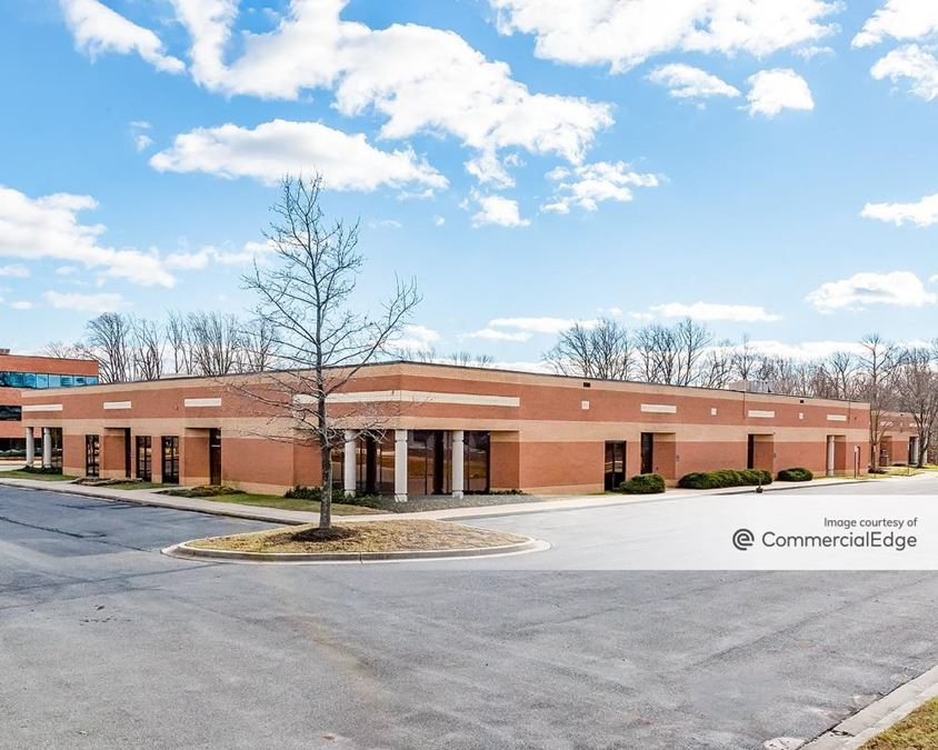Dorsey Business Center - 6855 Deerpath Road