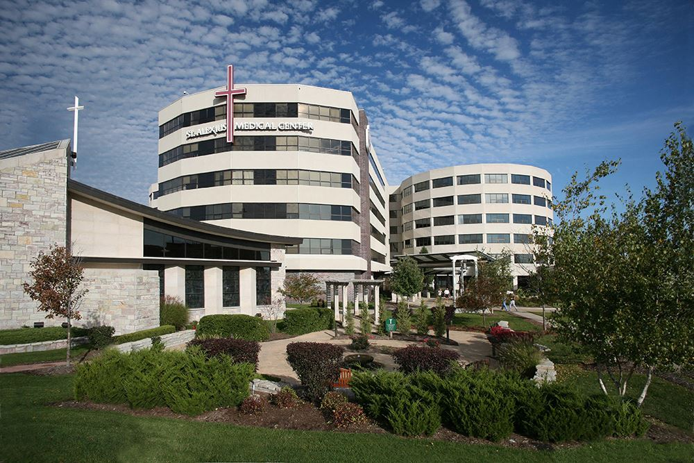 St. Alexius Medical Center The Doctors Building #2 +/-2,300 SF Suite 504 for Lease