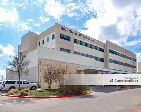Seton Hays Medical Office Building 1 - Kyle
