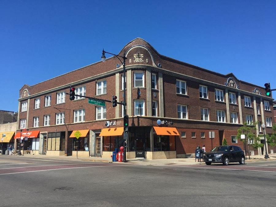 Andersonville Retail for Lease