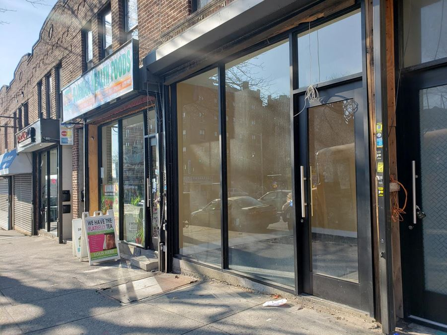 3-Star OFFICE/Retail Space in CROWN HEIGHTS!