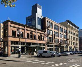 The Masin Block - Pioneer Square, Seattle
