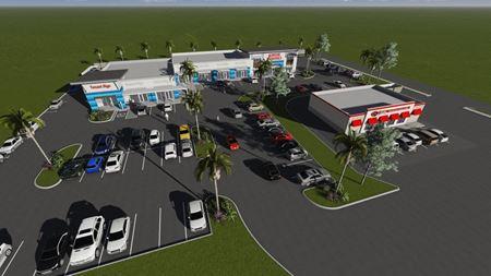 COMING SOON - New Roddfield Retail Center - Corpus Christi