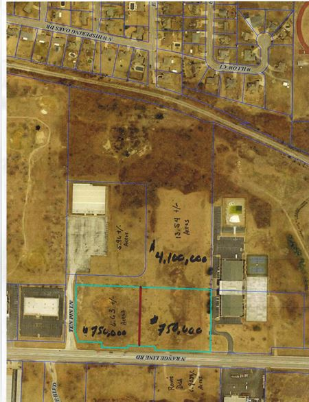 TBD N Rangeline Rd  (13 Acres) - Joplin