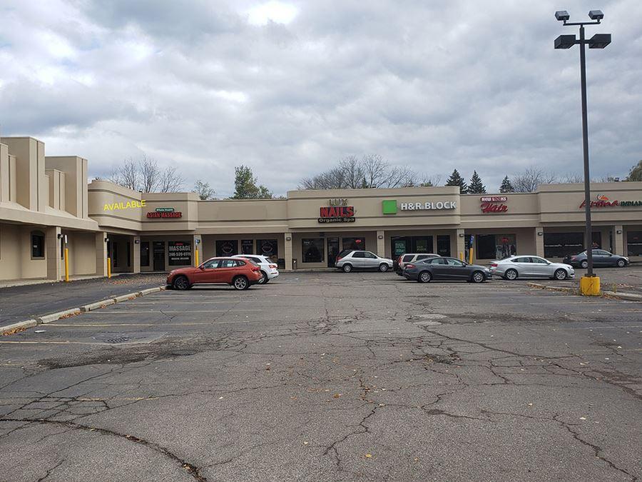 Orchard Lake Plaza