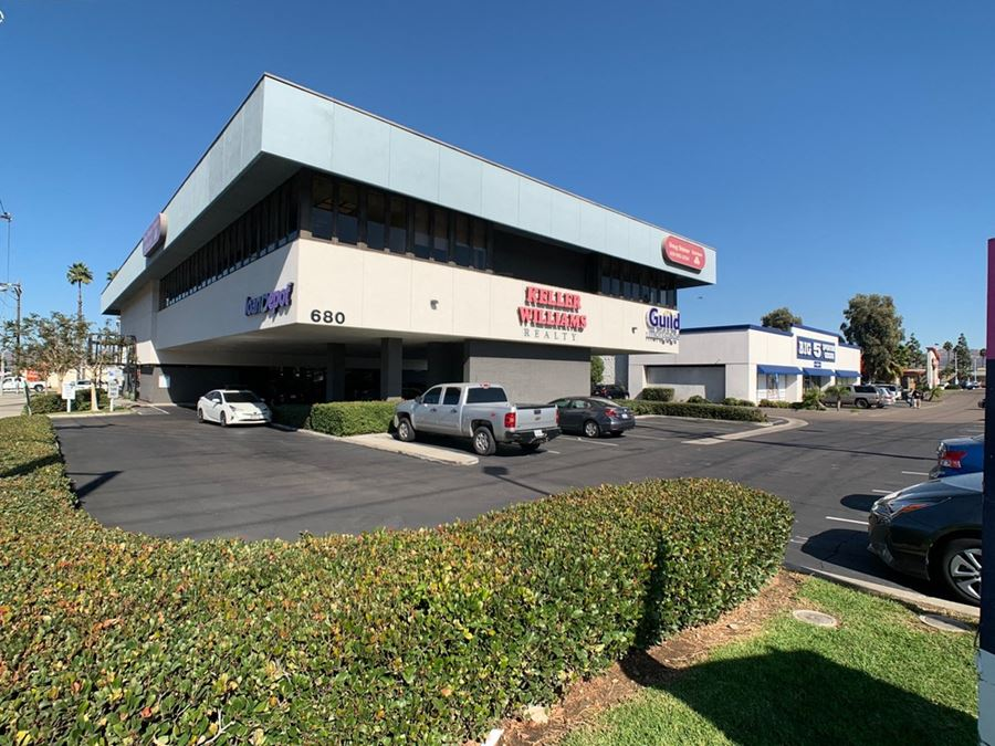 Fletcher Parkway, Professional Office  Sublease