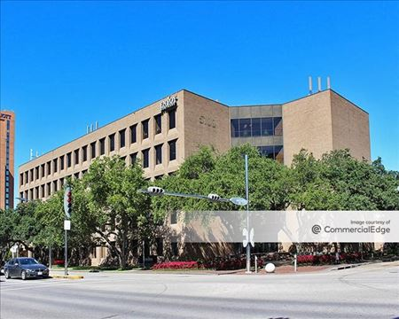 The Halbouty Center - Houston