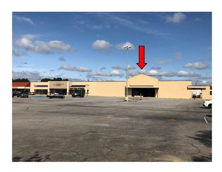 Former Fred's Discount Outlet - Thomasville