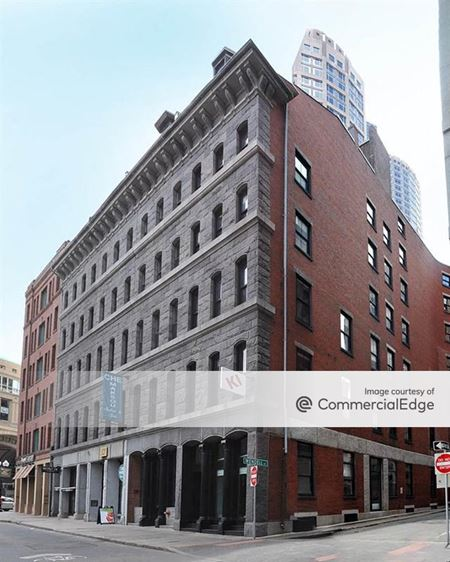 109-115 Broad Street - Boston