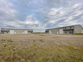 4,400 SF Warehouse and Office Suites - Williston