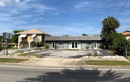 Freestanding Retail/Office Building For Sale or Lease - Daytona Beach
