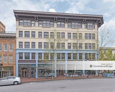 Pack Square - Legal, Westall & Jackson Buildings - Asheville