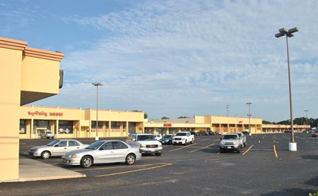 Cypress Square Shopping Center - Cypress