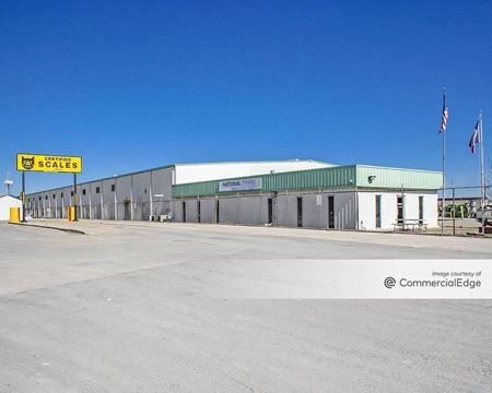 Greens Port Industrial Park - 1755 Federal Road - Houston