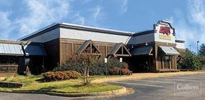 Freestanding Restaurant Space – Former Logan's Roadhouse - Memphis