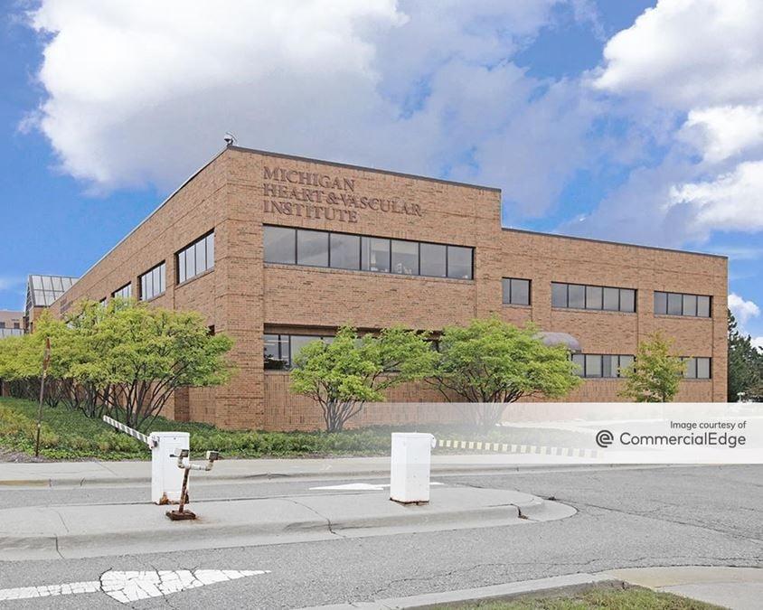 St. Joseph Mercy Ann Arbor Hospital - Michigan Heart & Vascular Institute