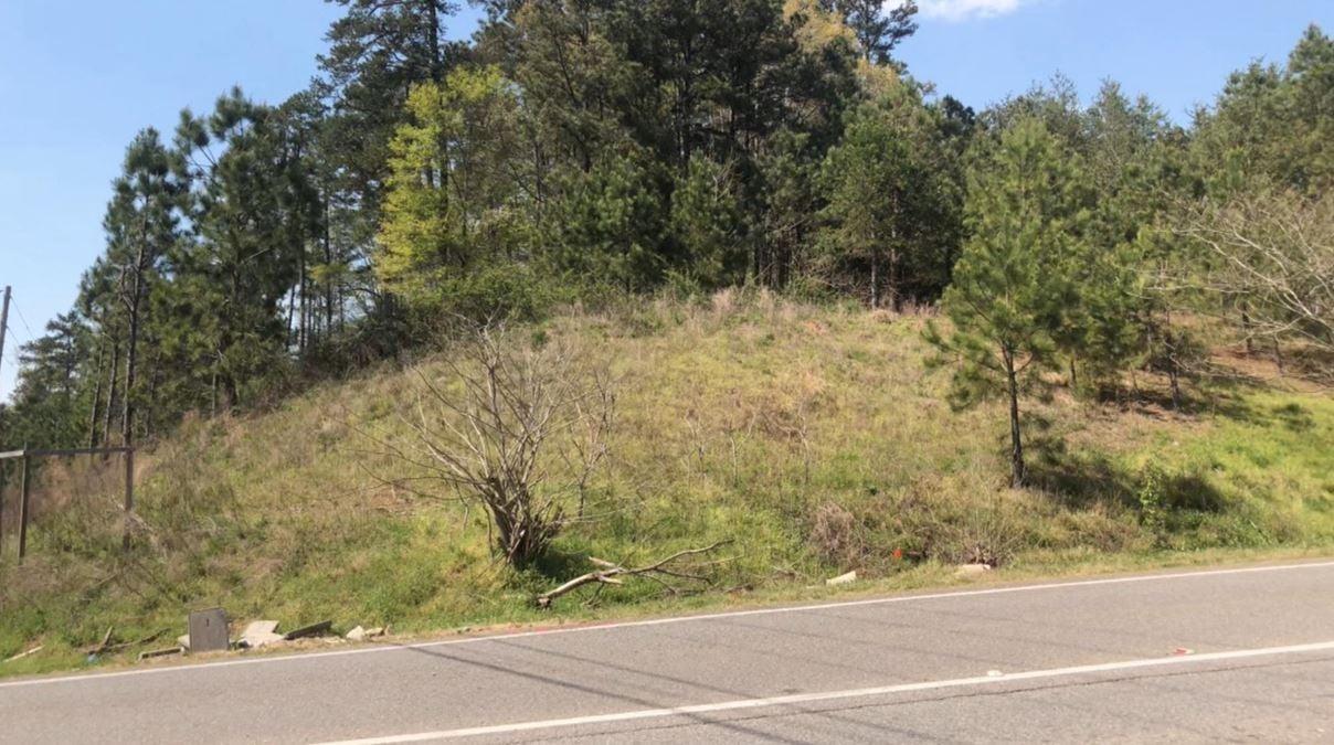 Highway 140 and Sugar Pike Road