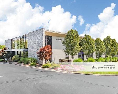 Woodhills Office Building - Bloomfield Hills