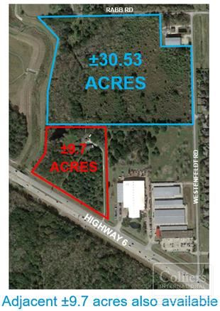 For Sale | ±30.264-Acre Development Tract Near Hwy 6 - Fresno