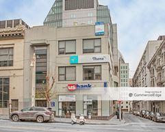 180 Redwood Street & 540 Van Ness Avenue - San Francisco