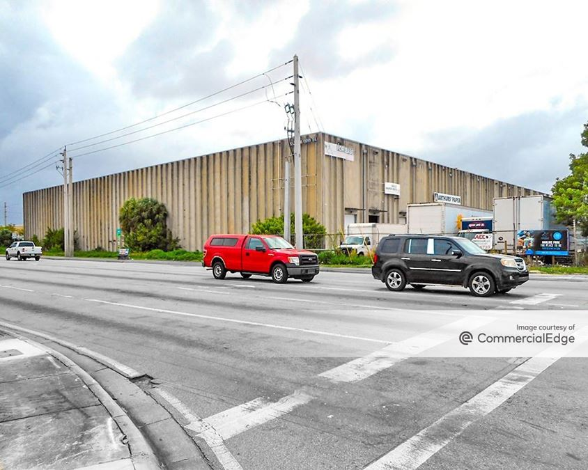 3200 NW 119th Street