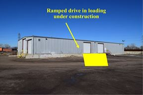 7,331 SF Warehouse on 2.03 Acres