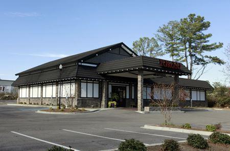 NNN Japanese Restaurant Investment - Summerville