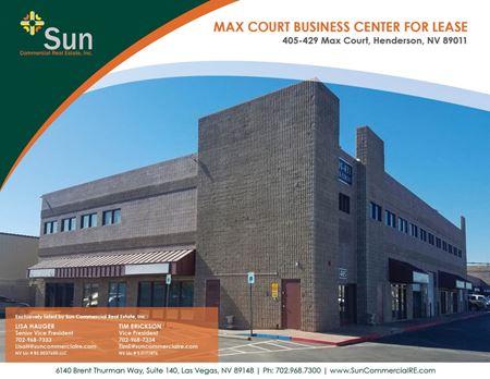 Max Court Business Center - Henderson