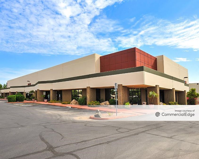 Airport Business Center - 501, 621, 627 & 637 South 48th Street