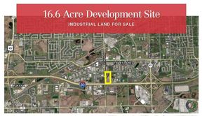 16.6 Acre Development Site in Tinley Park