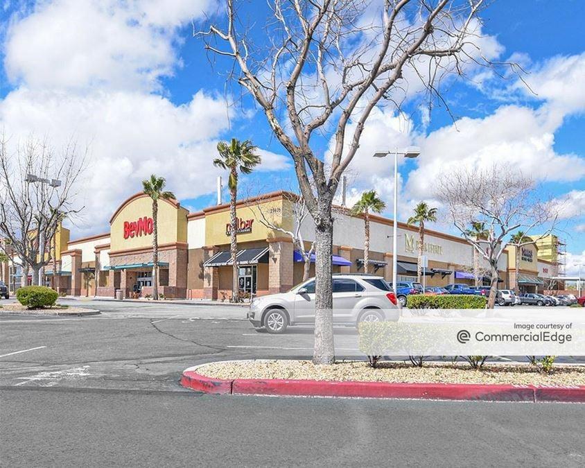 Sierra Commons Shopping Center
