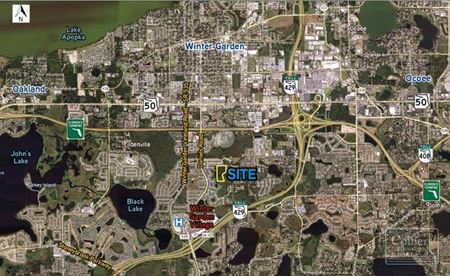 9-Lot Canopy Oaks Phase II-Roper Road, Winter Garden, FL - Winter Garden