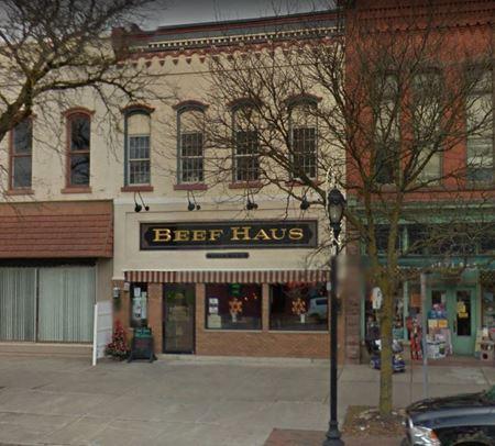 Beef Haus Restaurant - Wellsville