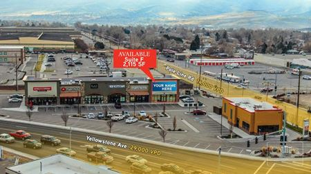 Retail Space Available for Sublease in Chubbuck, ID - Chubbuck