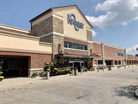 Kroger Anchored Retail Pad - Collierville