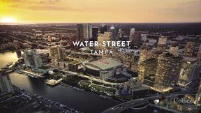 Water Street Tampa & Sparkman Wharf - Tampa