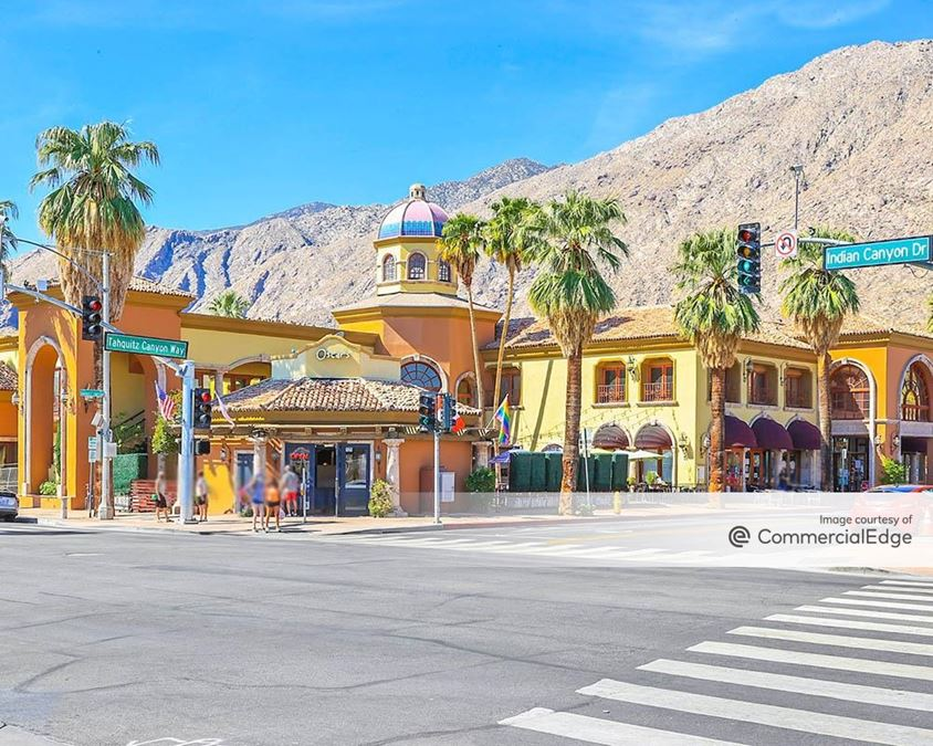 Plaza Las Flores - 125 East Tahquitz Canyon Way
