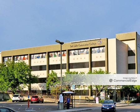 Library Square Center - Salt Lake City
