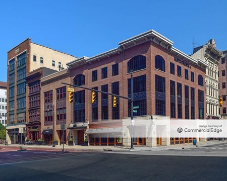 The Campau Square Building - Grand Rapids