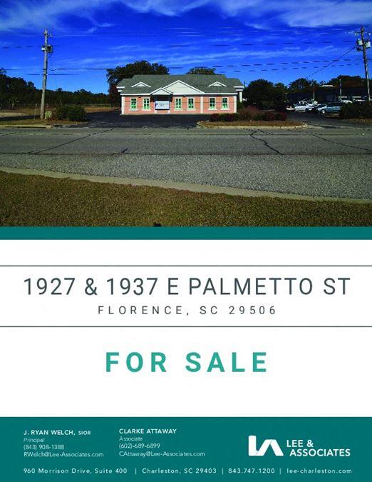 1927 & 1937 E Palmetto Street