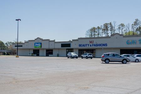 Eastgate Shopping Center - Greenwood