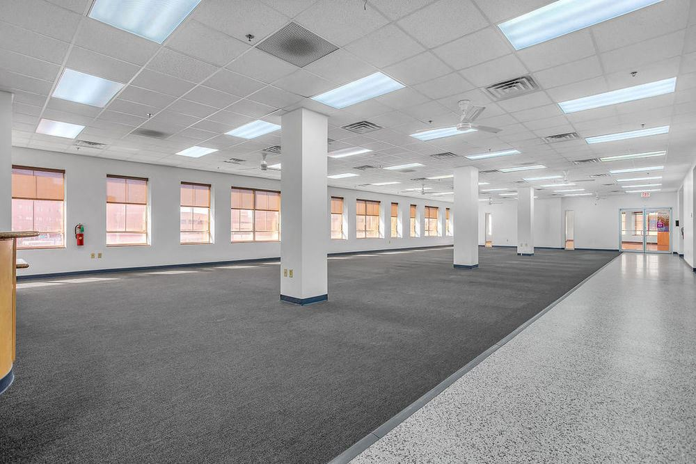 Former YMCA Available for Lease