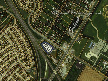 861 S Dupont Hwy - 5.9 Acre Commercial Development Site - New Castle