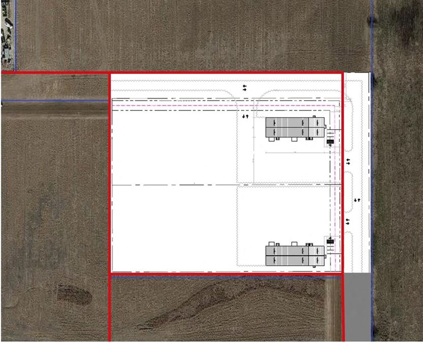 Build-to-Suit Office/Warehouse on 2 - 7 AC