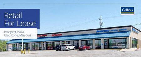 Prospect Plaza - 6403-6417 N Prospect Avenue - Gladstone